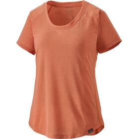 Patagonia Capilene Cool Trail T-shirt Femme, mellow melon